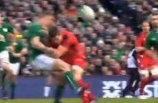 VIDEO: Scott Williams puts in a monster hit on BOD, goes off injured