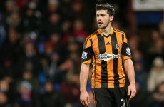 Shane Long on the score-sheet again for new club Hull