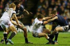 Six Nations: Chariot rolling again after ugly win over dire Scotland