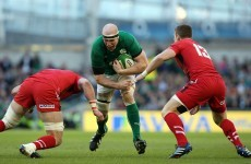 Twickenham holds no fear for inspirational O'Connell after whacking Wales