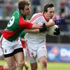 McCurry strikes two goals as Tyrone condemn Mayo to defeat in Omagh