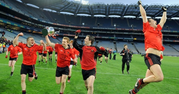 Truagh Gaels power to famous All-Ireland win at Croker