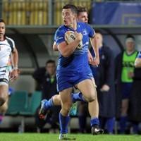 Depleted Leinster side secure straightforward win over Zebre