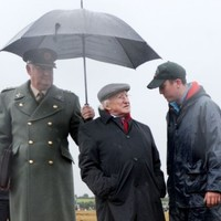 "President to travel to flood-hit areas, as Met Éireann says outlook ""not as tempestuous as recent weeks"""