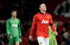 Here are all 81 of United's crosses against Fulham in one three-minute clip