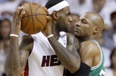While you were sleeping: Celtics can't stand the Heat