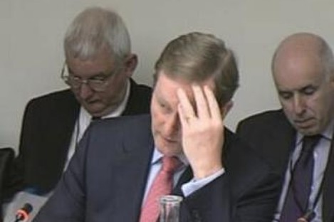 Taoiseach and Fine Gael leader Enda Kenny (File photo)