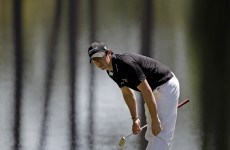 Rory 'moving on' from Masters collapse