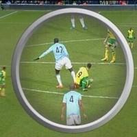Yaya Toure escapes ban for 'kick' on Van Wolfswinkel