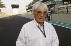 F1 owners don't want to sell, says Ecclestone