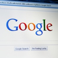 Google becomes number two in market value