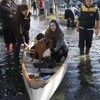 More flooding expected after the River Thames burst its banks yesterday
