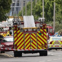 Firefighter dies suddenly after putting out car fire in Armagh