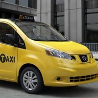New York City gets a suburban makeover - with Nissan taxis