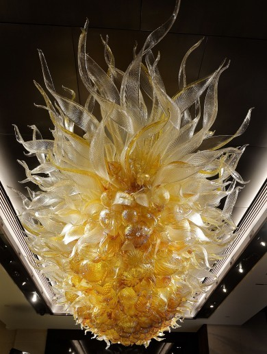 You will not believe how much Harrods' new chandelier cost