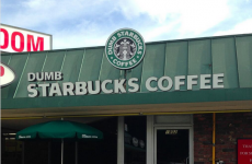 Dumb Starbucks shut down because nobody was clever enough to get a health permit