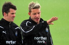 I'm not on Twitter: Alan Smith issues denial following speculation that ex hacked Twitter account