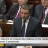 Dáil hears alleged conversation: 'If Shatter thinks you're screwing him, you're finished'