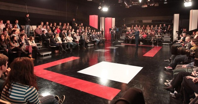 "Want to be part of Vincent Browne's ""new experiment""? It begins in three weeks"