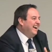 Watch: TD offers to share 'a candle and bottle of wine' with Shatter - but he prefers a G&T