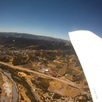 Unlucky GoPro camera falls out of plane, lands in pig pen, gets chewed by pig