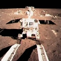 China's Jade Rabbit dies on moon's surface