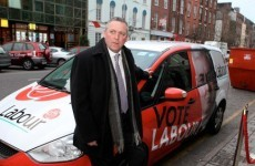 'The fun is over': John Gilroy won't actually be seeking the Labour MEP nomination