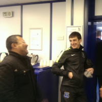 Malaysian Everton fan gets VIP treatment after wasted trip to Goodison Park