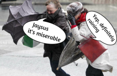9 conversations every Irish person constantly has about the weather