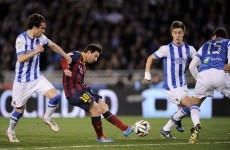 Messi on target to set up Copa Del Rey final with Real Madrid