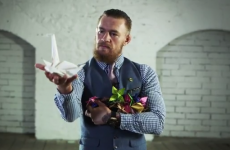 VIDEO: Can you better Conor McGregor's origami or Shane Byrne on the drums?
