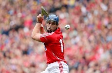 Cork need to lay down a marker against Limerick, says marksman Pa Horgan