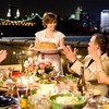 10 stops on the emotional rollercoaster that is having a dinner party