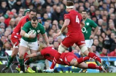 Analysis: Ireland win the battle of the chop tackle to stifle Wales