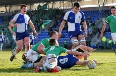 Newbridge see off Mary's challenge as St Andrew's march over Gonzaga