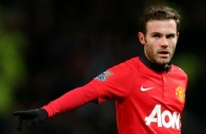 Juan Mata: I'm happy to play anywhere at United