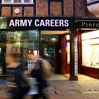 'Irish link' to suspicious packages sent to UK army careers offices