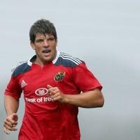 Donnacha O'Callaghan set to surpass O'Gara as Munster's most capped player