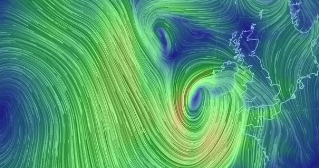 TWO 'orange' warnings now in place as fresh storm brings wind, rain & snow