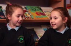 Cute Irish kids tell it like it is on Valentine's Day