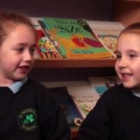 Cute Irish kids tell it like it is on Valentine's Day