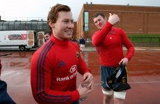 Hanrahan and Keatley team up for Pro12 clash as Ryan and McSharry back from injury
