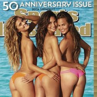Here's your 2014 Sports Illustrated Swimsuit cover