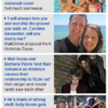 There is a wedding proposal in the Daily Mail's 'Sidebar of Shame' today