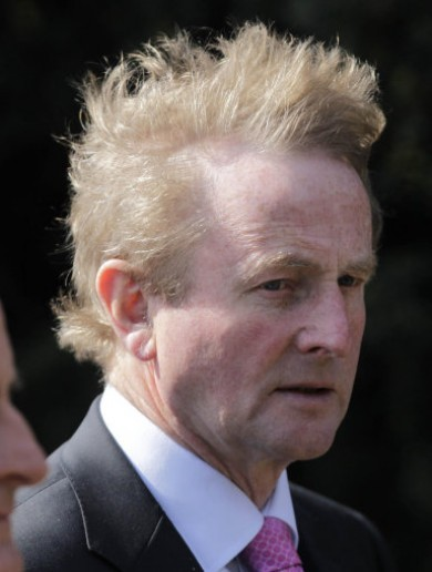 Enda Kenny: Whip My Hair
