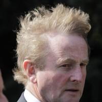 Enda Kenny: Whip My Hair
