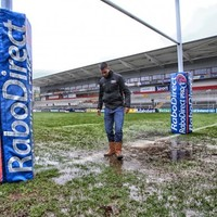 Tonight's Ulster v Scarlets Pro12 clash is... OFF