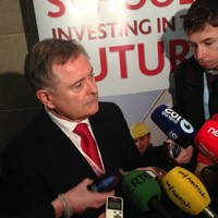 'We get on extremely well': Brendan Howlin 'annoyed' by report of rift with James Reilly