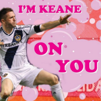 This Robbie Keane-themed Valentine's Day card will make you cringe