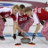 Here's all you need to know about curling, including why they sweep the ice